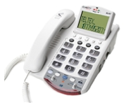 Large Number Amplified Telephone